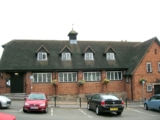 Photo of Alvechurch Village Hall from the outside.